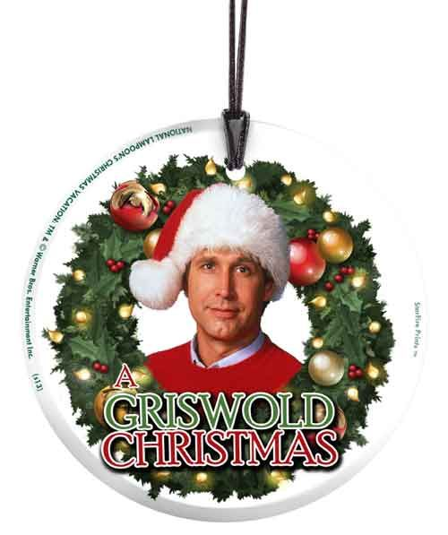 A Griswold Christmas Glass Ornament | Griswold christmas ...