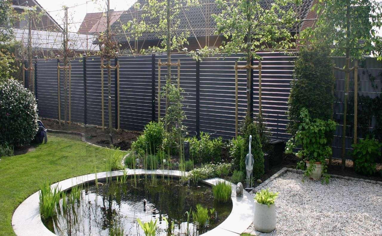 Idee Von Birgit Huber Auf Garten Sichtschutz Garten Selber Bauen