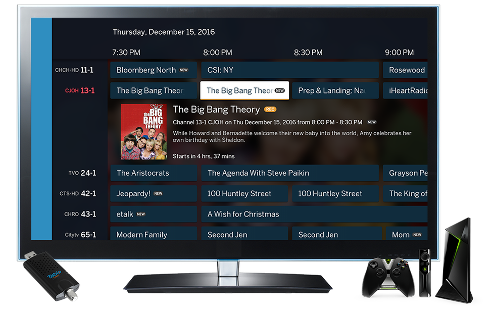 Tablo Droid turns your Android TV into a DVR | A/V | Android