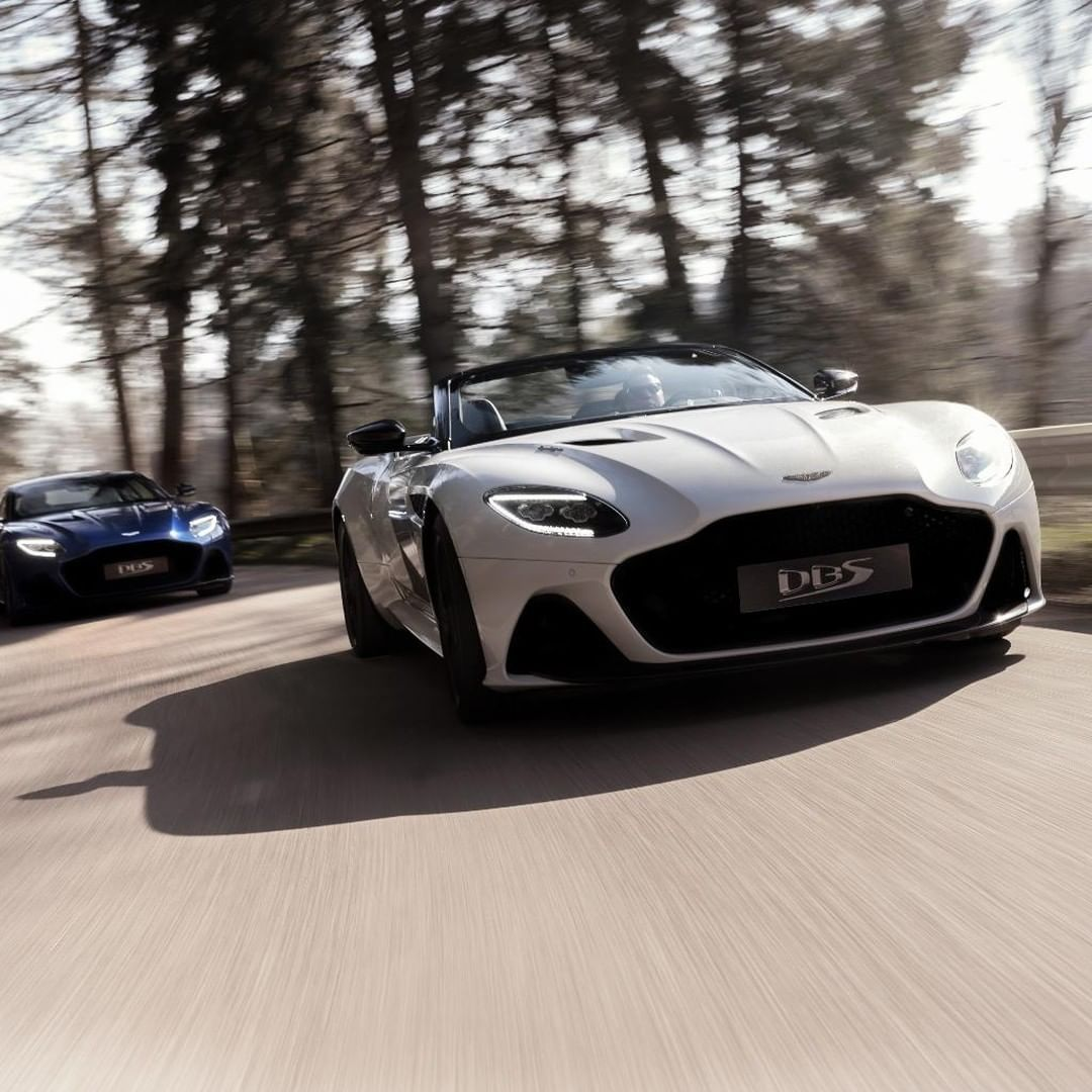 Introducing Aston Martin Dbs Superleggera Volante Our Fastest And Ultimate Open Top Driving Experience Aston Martin Aston Martin Sports Car Aston Martin Cars
