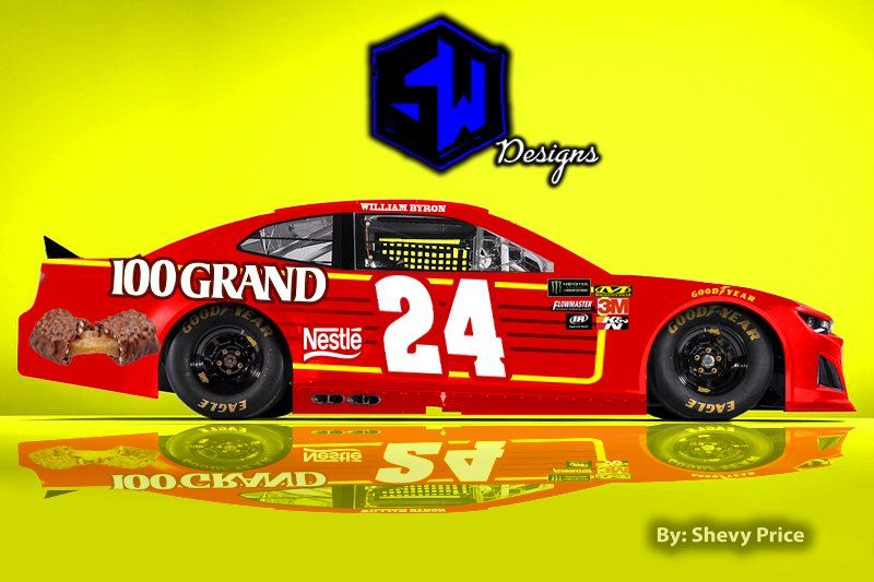 SHEVY PRICE DESIGNS on Twitter in 2020 Nascar, Racing