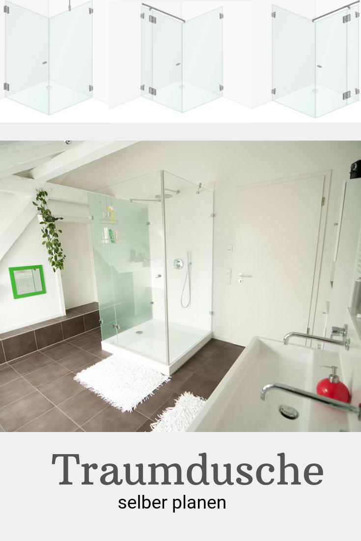 Duschkabine Dusche Neues Badezimmer Traumdusche