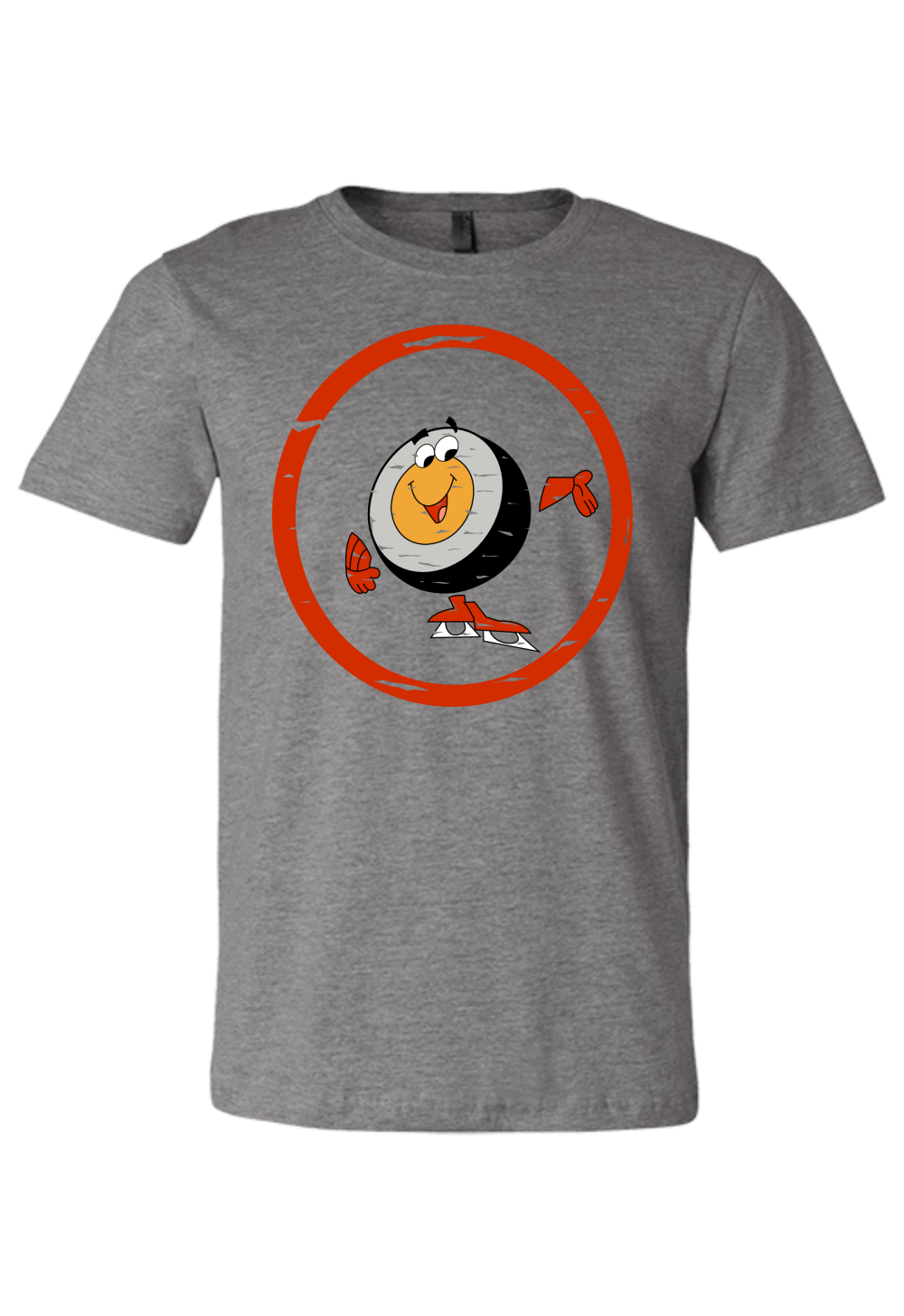 Retro Peter Puck T-Shirt Premium Tee