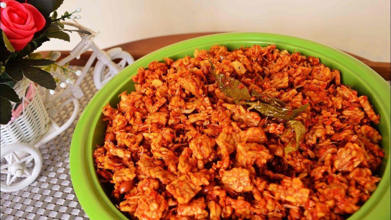 Kering Tempe Teri Kriuk Tahan 1 Bulan Ide Usaha Makanan Resep Makanan Masakan