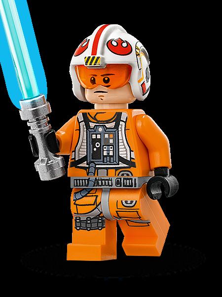 Luke Skywalker Lego Star Wars Lego Star Wars Sets Lego Star