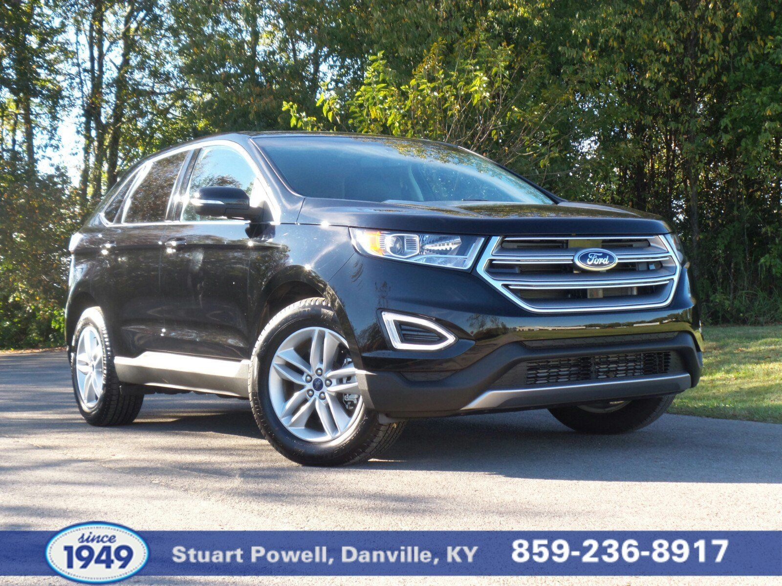 This Used  Ford Edge Sel Awd Has Low Miles And Includes A Backup Camera
