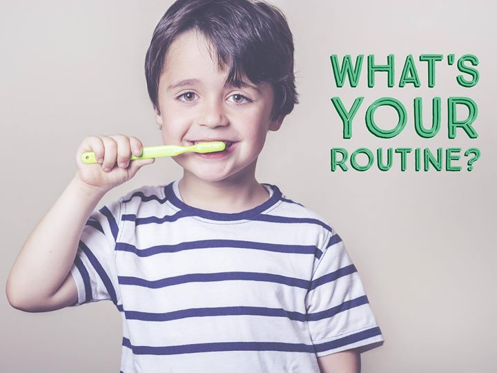 Do you have a brushing routine? Establishing habits when children are young is the best way to prepare them for a lifetime of oral health! - Peckosh Pediatric Dentistry | #Dubuque | #IA | http://ift.tt/1JCMLzu