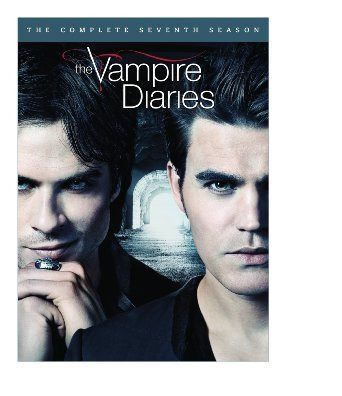 The Vampire Diaries Season 7 Dvd Vampire Diaries Tvd The