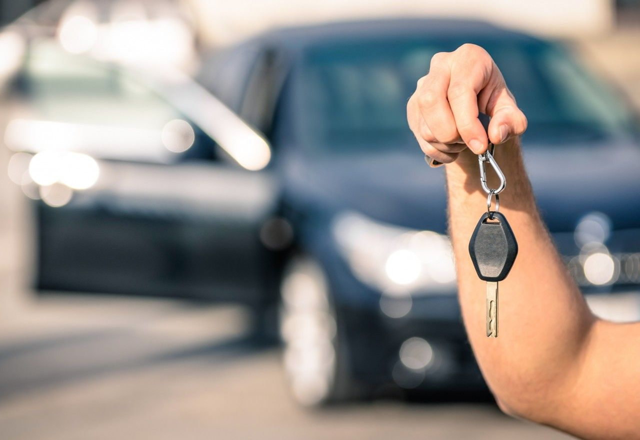 Is it good to buy a former rental car? Think about this