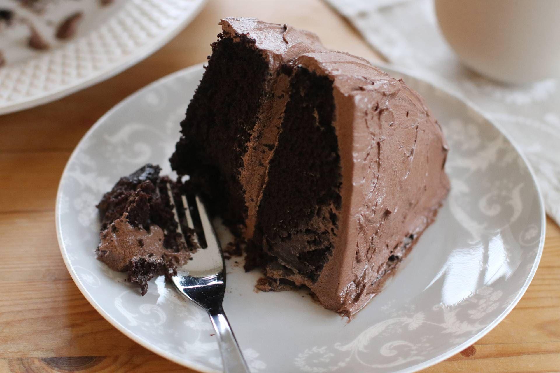 Gluten free chocolate cake recipe dairy free low fodmap
