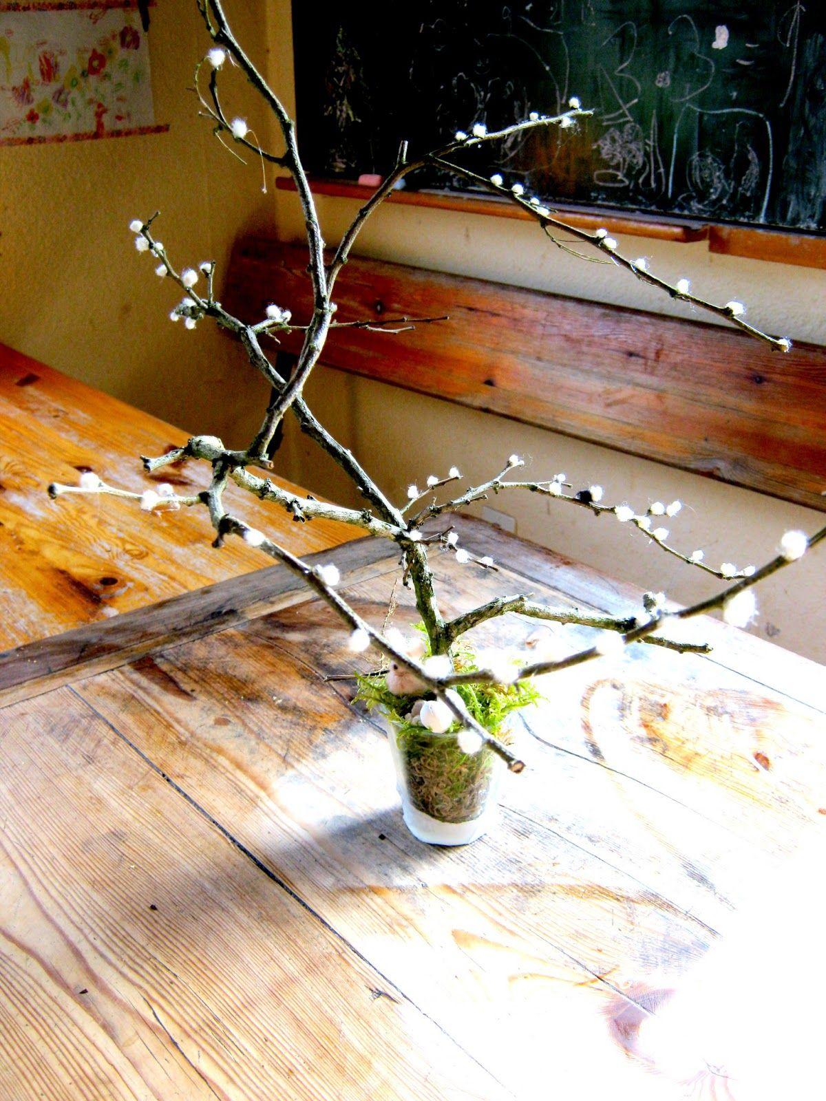 die guten dinge: friday crafting - DIY: Weidenkätzchen fürs Haus ...
