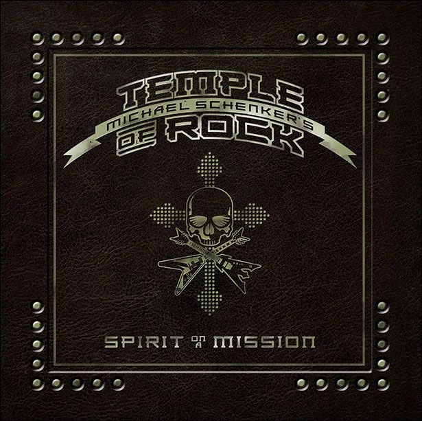 """Review By Blackdiamond Artist: MICHAEL SCHENKER'S TEMPLE OF ROCK Album: """"Spirit On A Mission"""" Label: in-akustik Release Date: 23rd March 2015 Tracklist: 1. Live And Let Live 2. Communion 3. Vigilan..."""