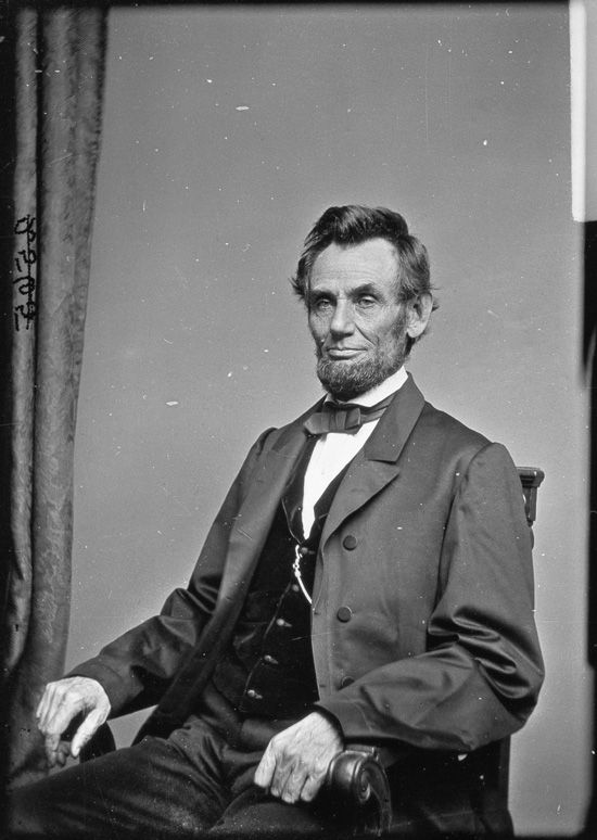 Photograph of abraham lincoln taken by mathew brady on january 8 photograph of abraham lincoln taken by mathew brady on january 8 1864 fandeluxe Gallery