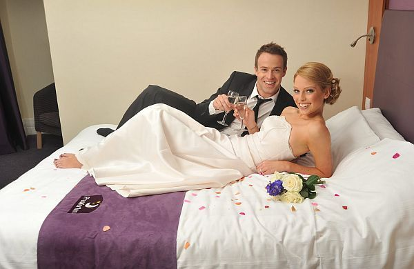Wedding First Night