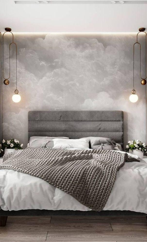 59+ New trend modern Bedroom Design Ideas for 2020 Part 58 ...