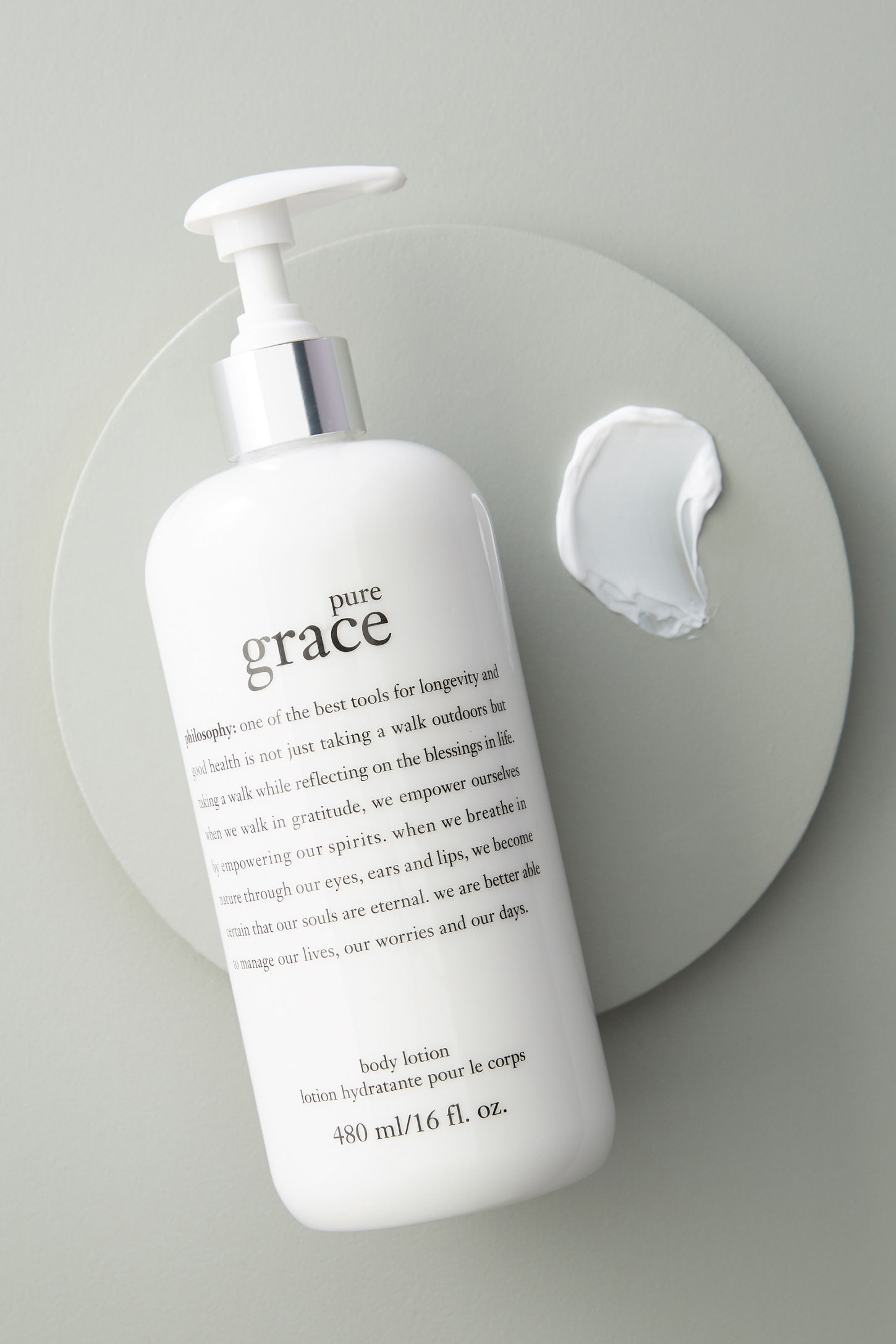 Philosophy Pure Grace Body Lotion Pure Products Body Lotion Lotion