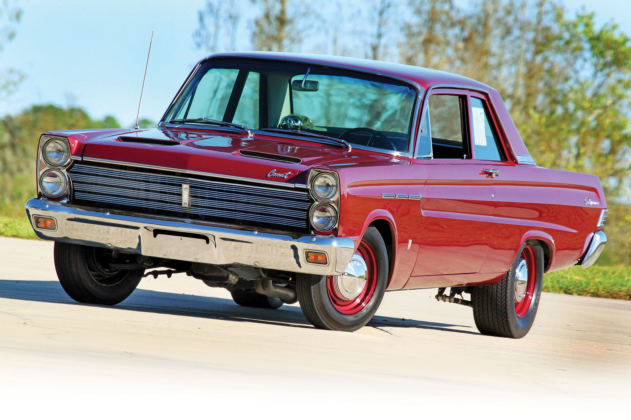 65 COMET | Ford Falcon>Mercury Comet | Pinterest | Cars, Ford and ...