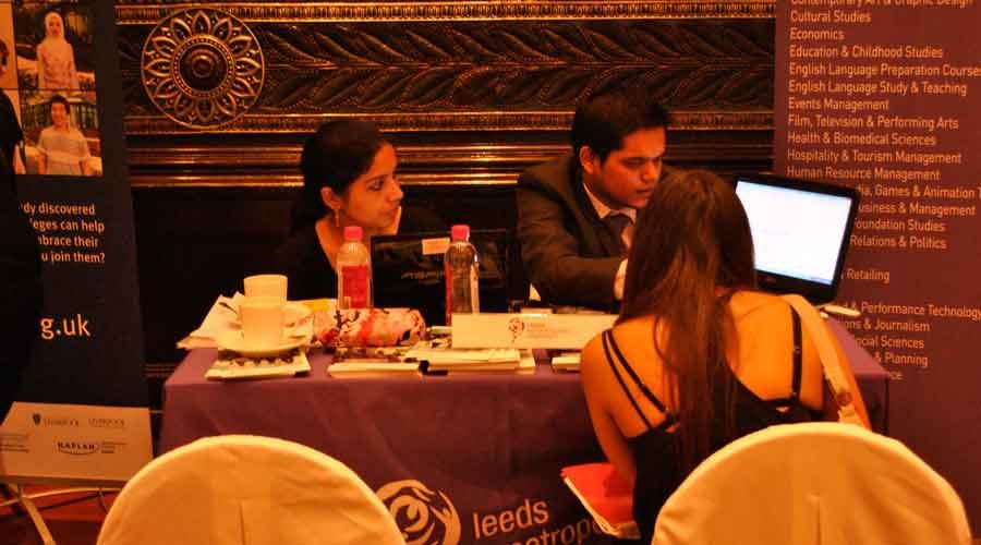 The Chopras Global Education Company organizes the biggest Global Education Fair in India every year.