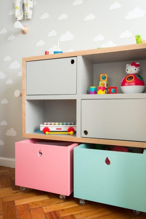 Quarto compartilhado entre menino e menina | Dormitorio, Dormitorios ...