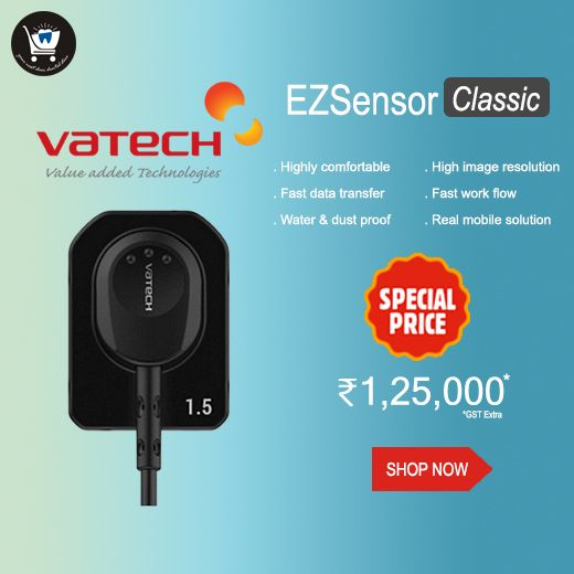Vatech EZ sensor available at unbeatable price, Only on www