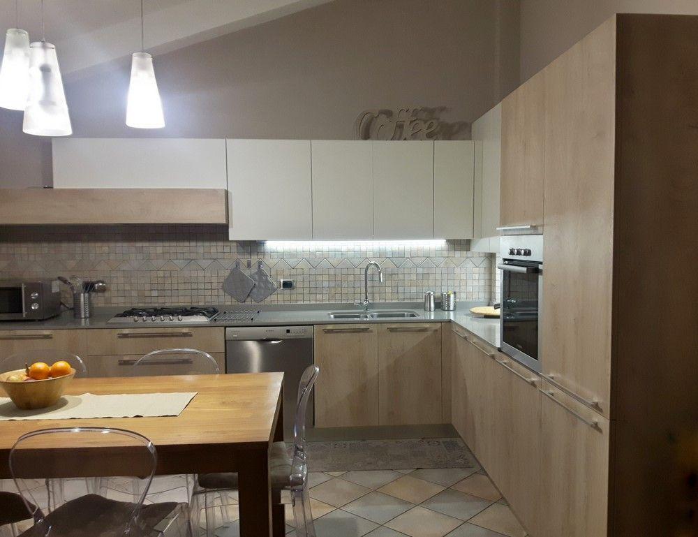 Cucina montata da nostri Clienti. di Veneta Cucine, mod. Ethica ...