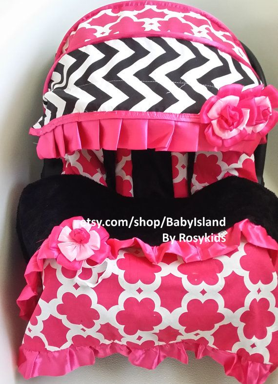 Baby Car Seat Cover Canopy Blanket Infant Car Seat By