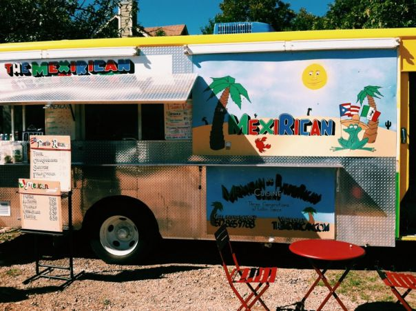 The Mexirican Food Truck Austin Texas Oh The Places We Will Go