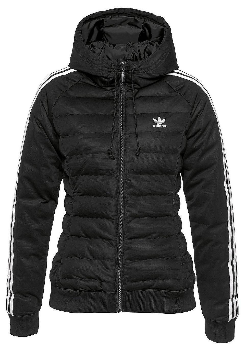 Adidas Originals Steppjacke Slim Jacket Steppjacke Winterjacke Daunenmantel Daunenjacke Steppmantel B Winterjacke Damen Jacken Adidas Winterjacke Damen