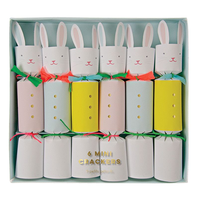 Easter Mini Crackers from White Elephant Designs
