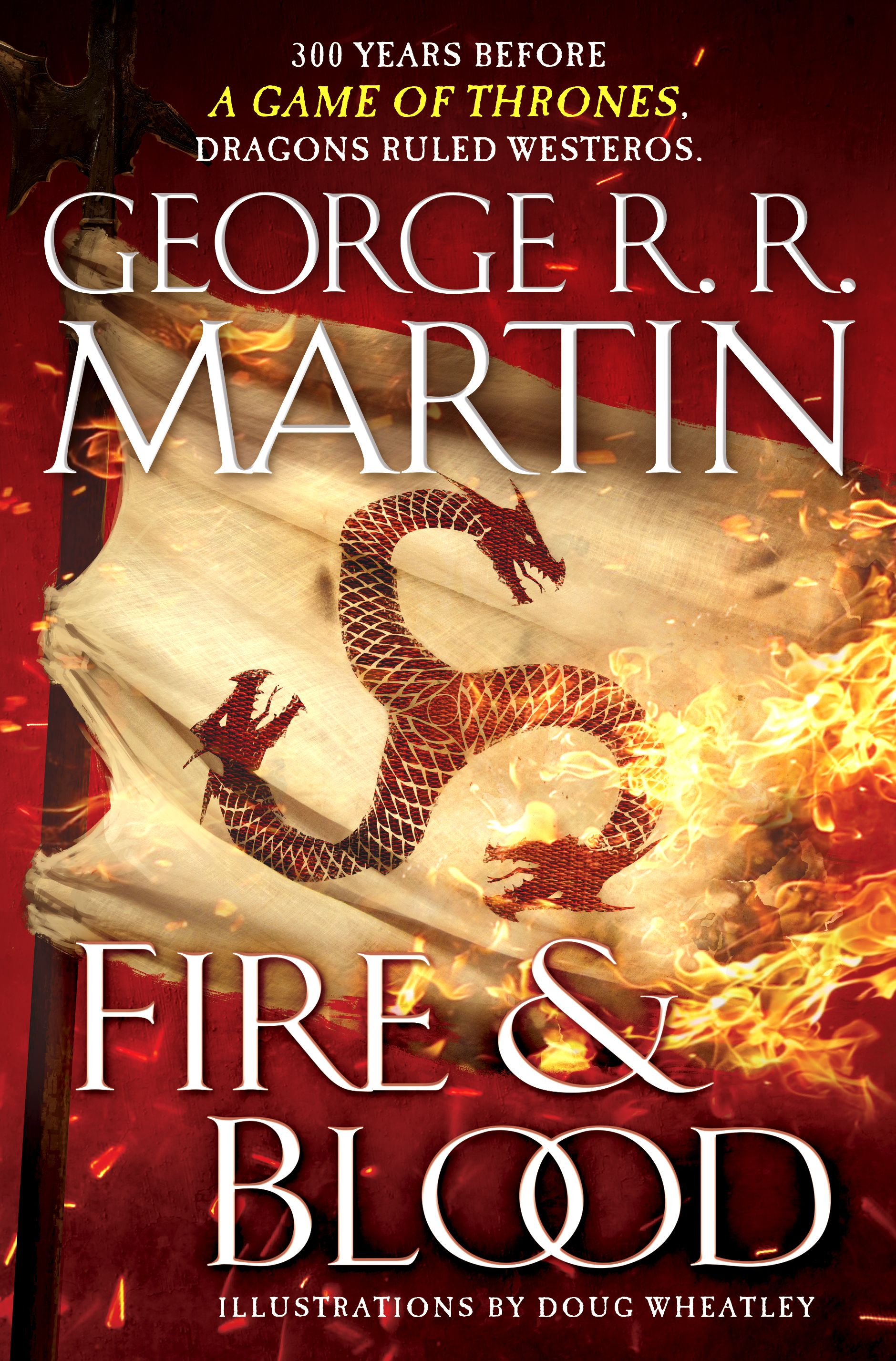 Next R.R. Martin Book Won't Be 'The Winds of Winter