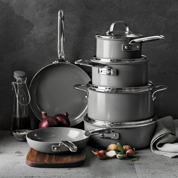 d4c9d1f0d3 Image result for cooking pan photography. Williams Sonoma Professional  Ceramic Nonstick ...