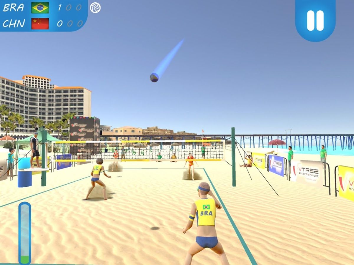 Beach Volleyball 2018 PC Mac Game Full Free DOwnload