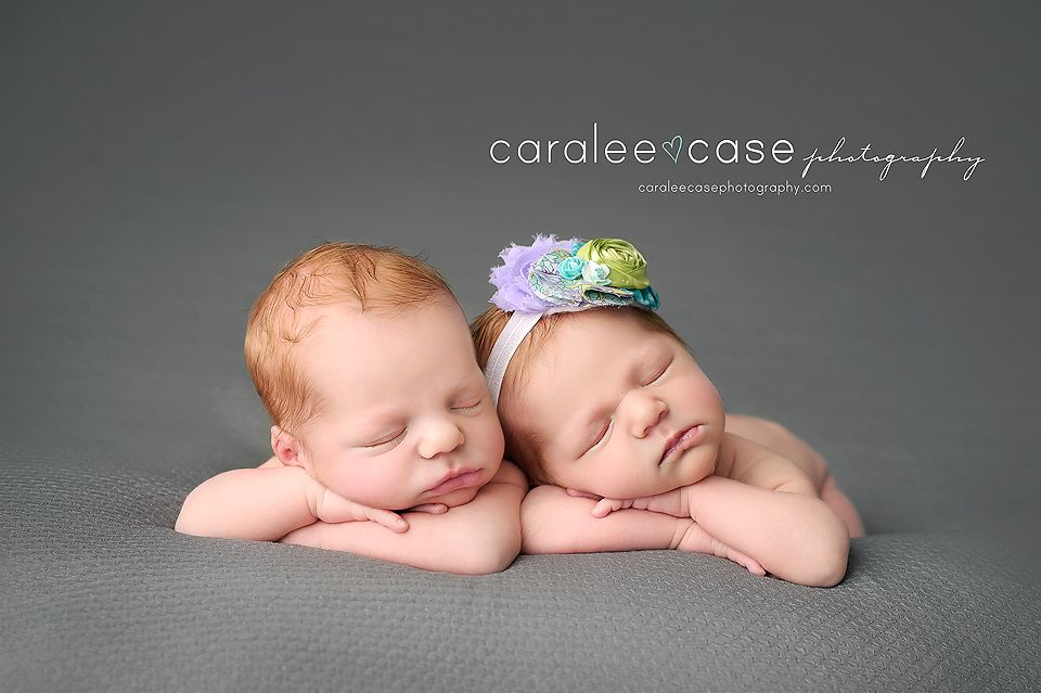 Blog Caralee Case Photography Newborn Baby Photography Newborn Twin Photography Twin Photography