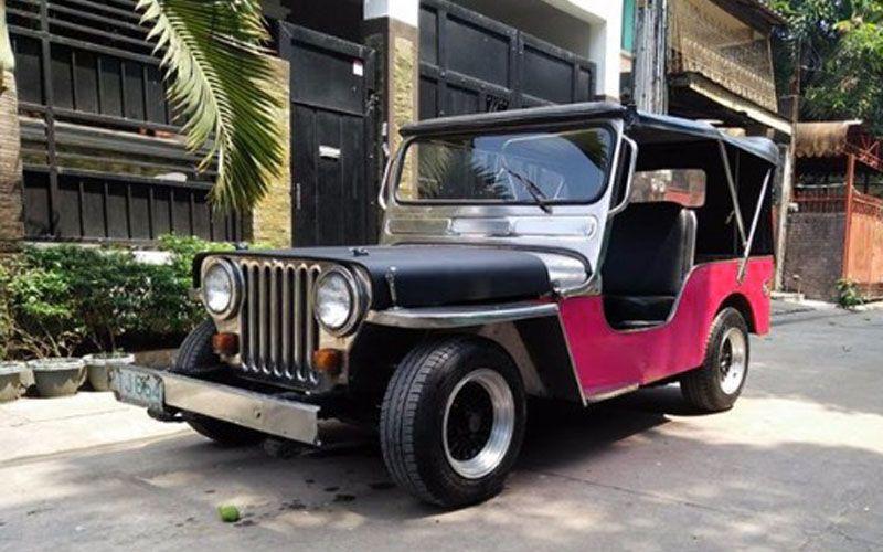Pin On Filipino Jeep