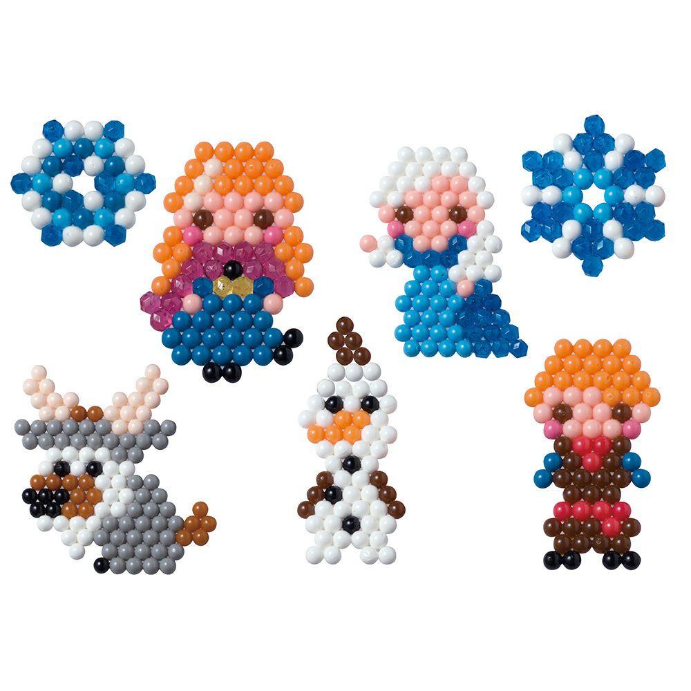 Aquabeads Die Eiskönigin Figurenset Kinder Bastelset Perlen Kreativ 79768 Neu Eur 14 99 Basteln Basteln Bügelperlen Aquabeads