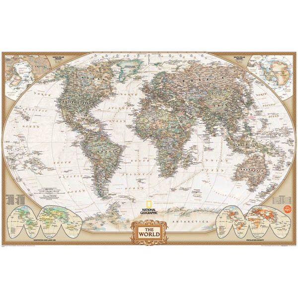 A beautiful map of the world wall decal with dry erase marker a beautiful map of the world wall decal with dry erase marker included perfect gumiabroncs Images
