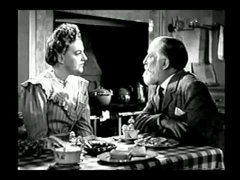 Holy Matrimony - Monty Woolley, Gracie Fields, Laird Cregar  1943 sweet, sweet.