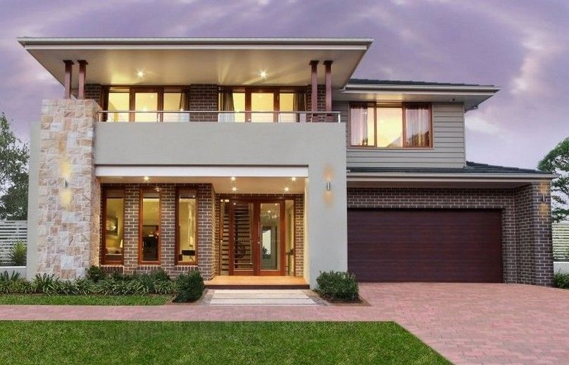 House, Modern French Country Exterior Design Ideas: French Country ...