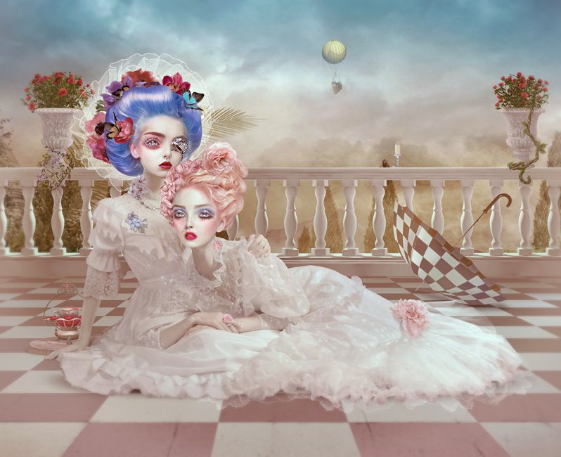 Natalie Shau - Lost in Wonderland