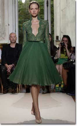 Georges Hobeika - Haute Couture dress 2013 Collection