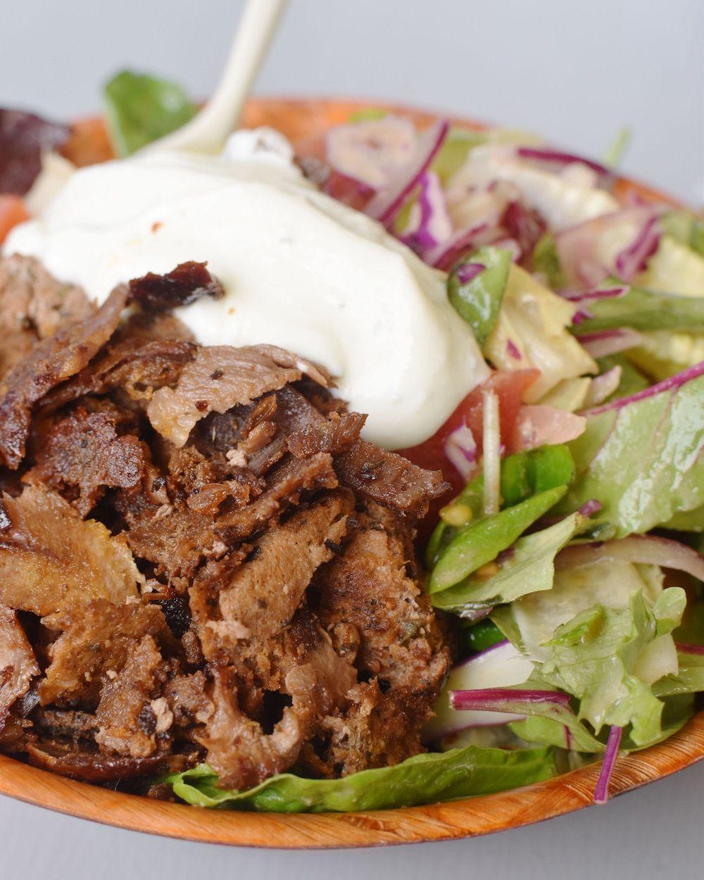 Pdx Donerland Ein Doner Kebab Food Truck In Portland Lebensmittel Essen Kebab Rezepte Und Food Trucks