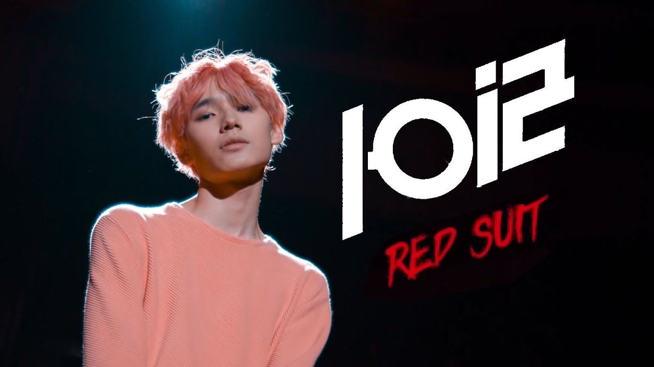🌬10IZ - Red Suit