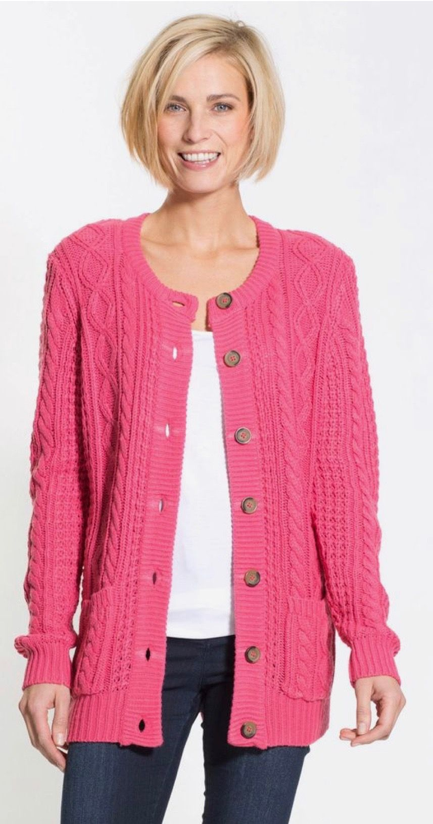 Pin by Sergio on Traditional Cardigans   Cardigan, Cable