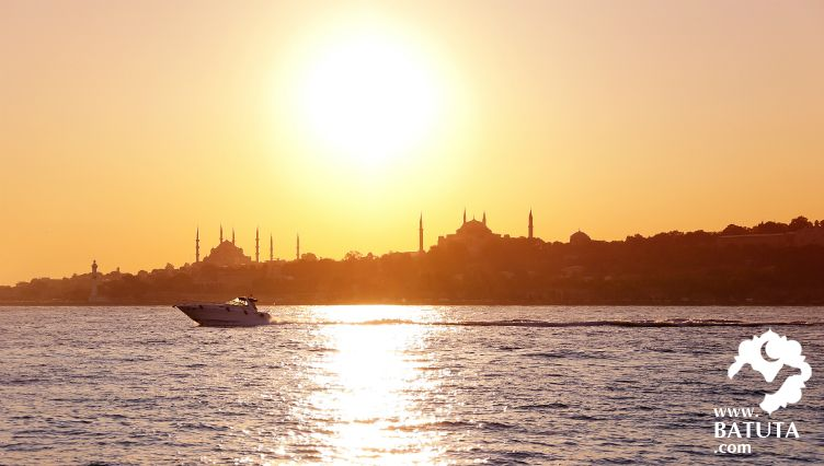 Bosphorus Turkey البوسفور تركيا Sunset Places Outdoor
