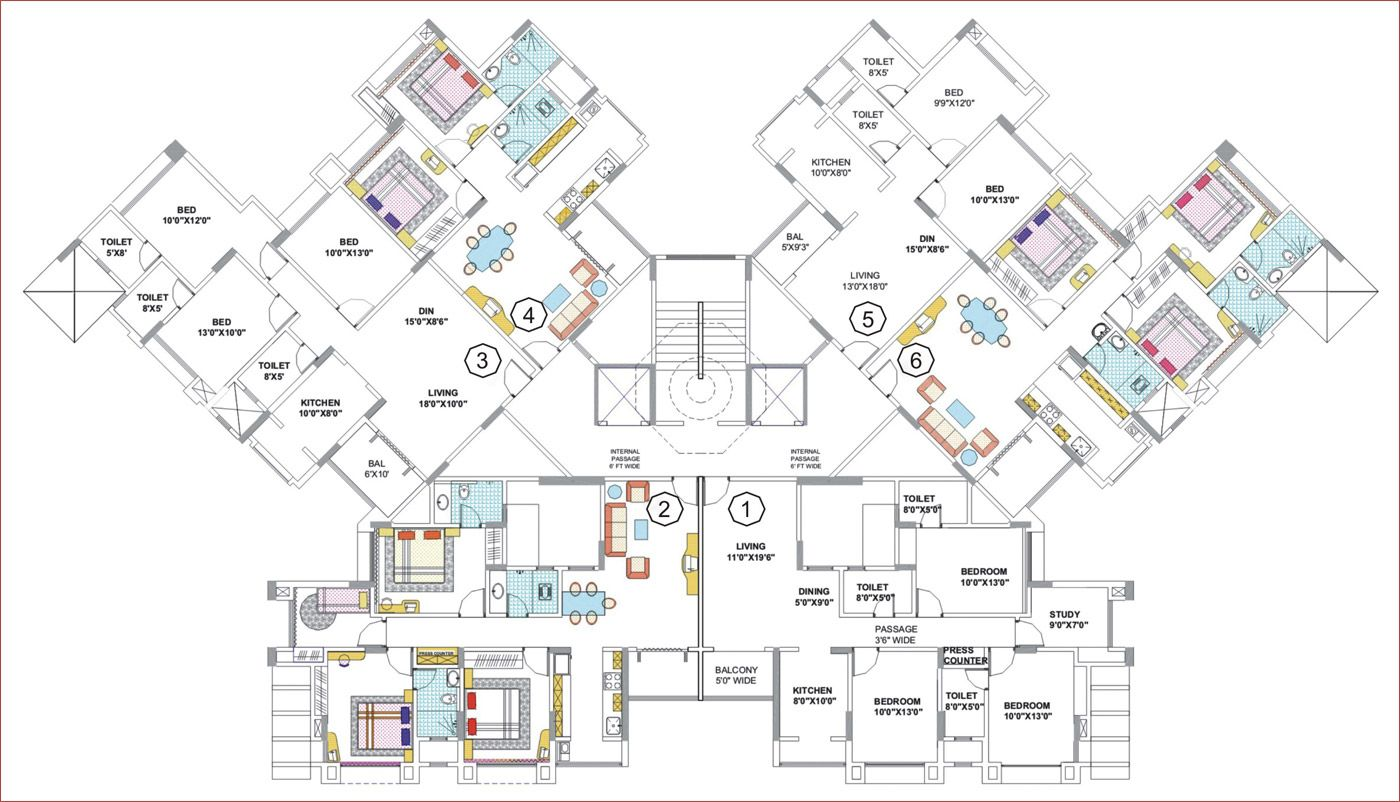 Big House Floor Plan Large Images For Plans Designs Floors Design