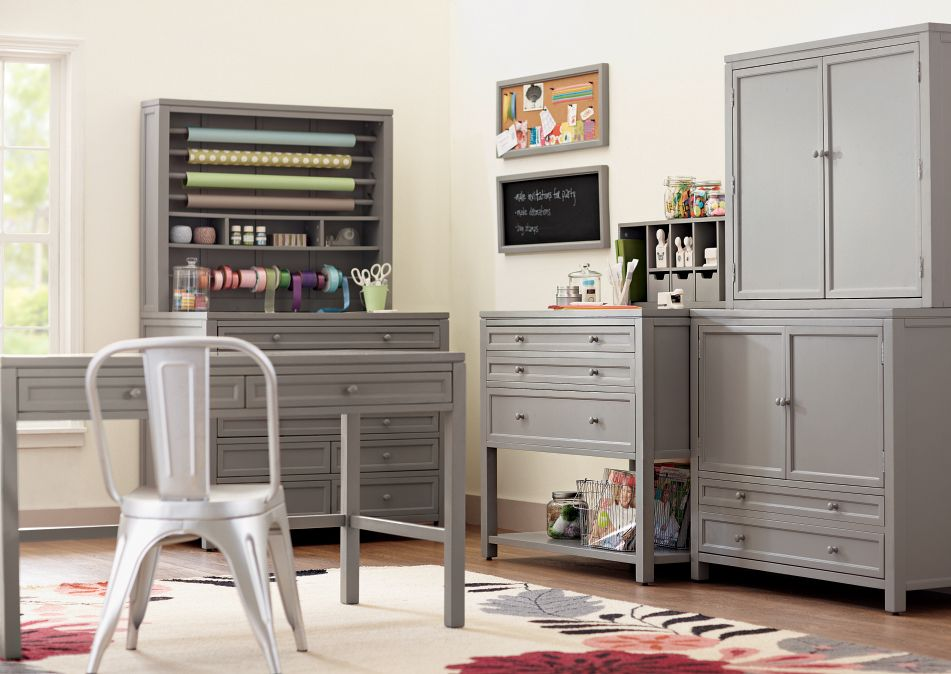 Martha Stewart LivingTM Craft Space HomeDecorators I Am In With This Furniture