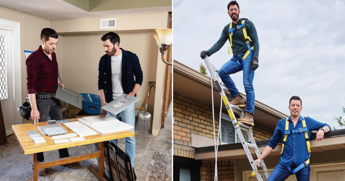 The Property Brothers' Net Worth Really Shows How Hard ...