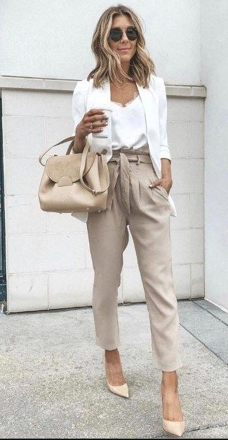 15 Women Stylish and Gorgeous Summer Outfits For Work