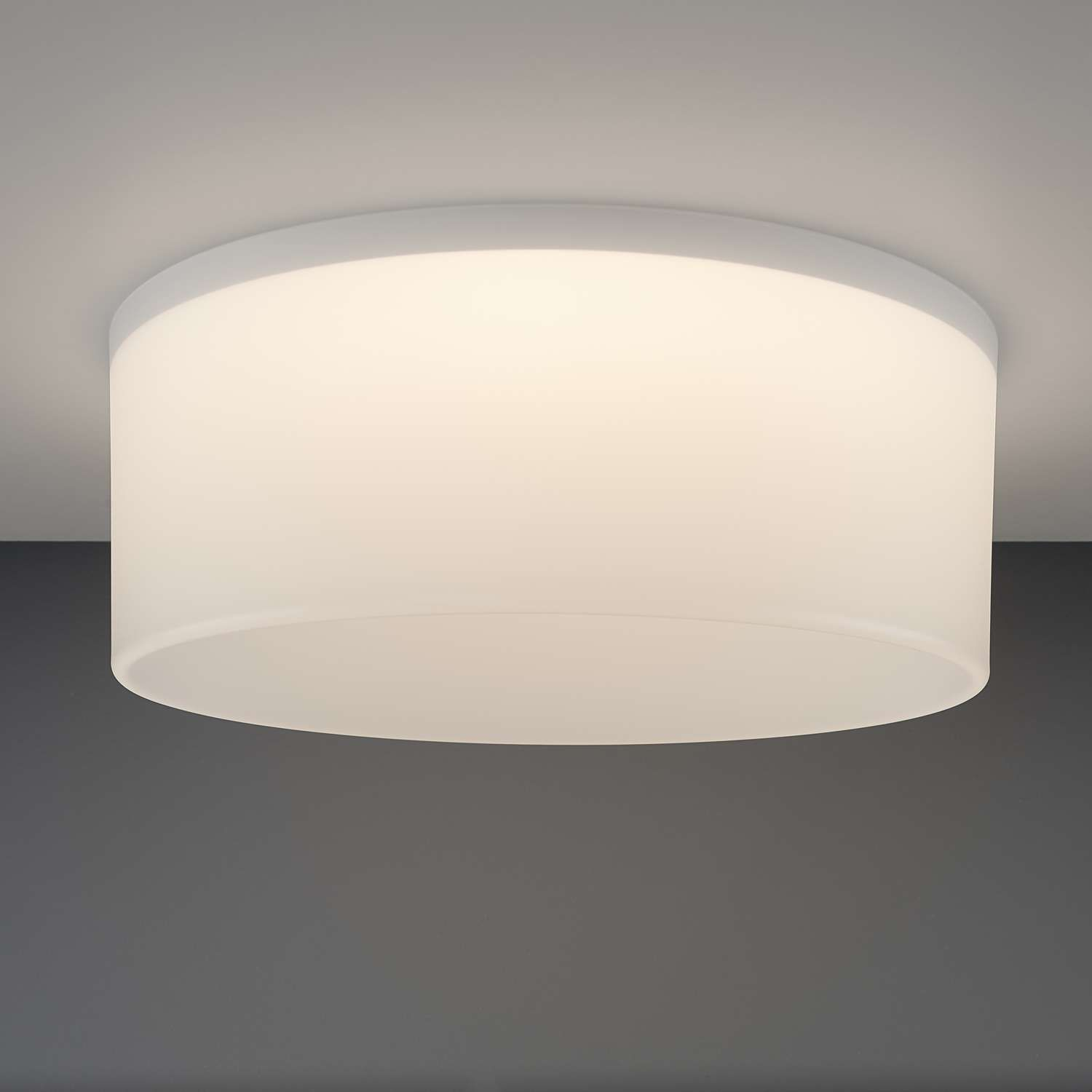 Round Light Fixture Mounting Plate