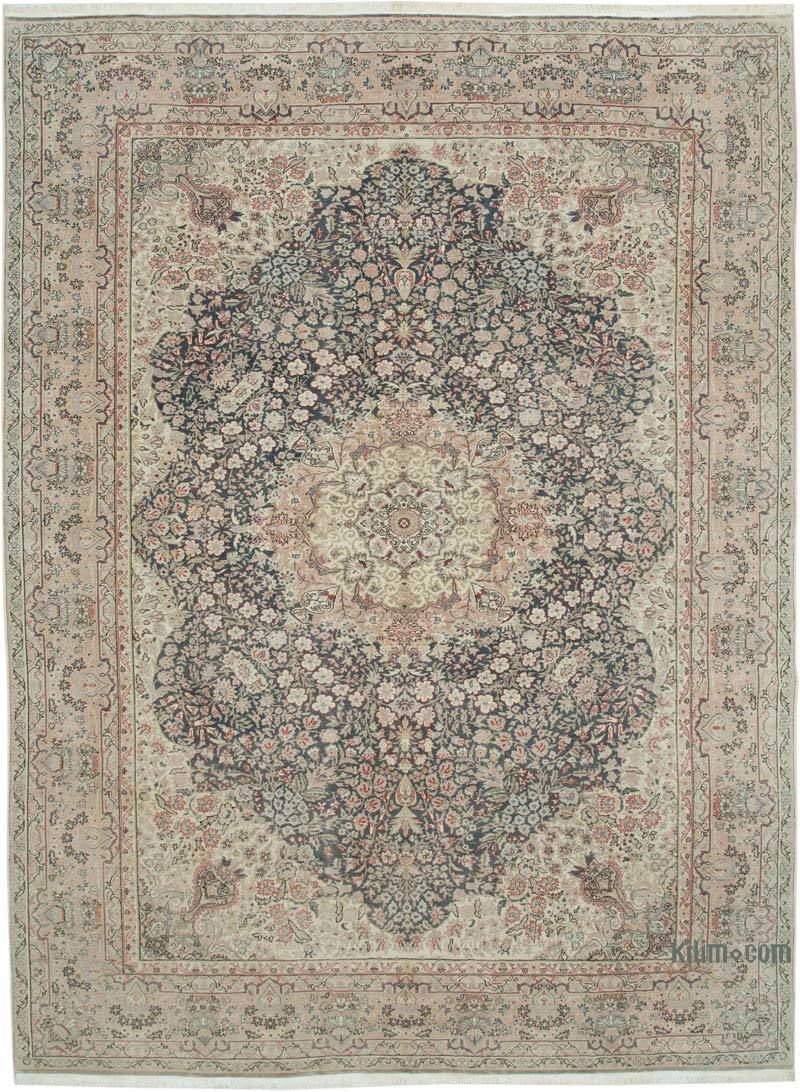 Vintage Turkish Hand Knotted Area Rug 8 3 X 11 99 In X 132 In K0049231 In 2020 Vintage Area Rugs Vintage Rugs Rugs